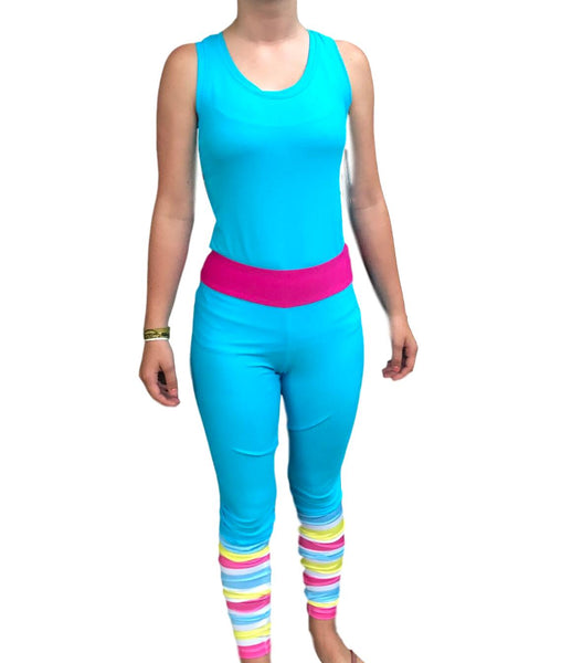 Work out Barbie Running Costume - Rock City Skirts