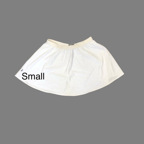 Sample Blow out- small- as is, no refunds- Storm trooper plain white - Rock City Skirts
