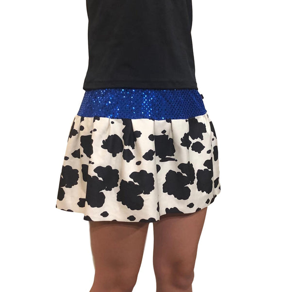 Cowgirl inspired Running Costume - Rock City Skirts