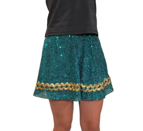 Scottish Princess Running Skirt- final markdown while supplies last - Rock City Skirts