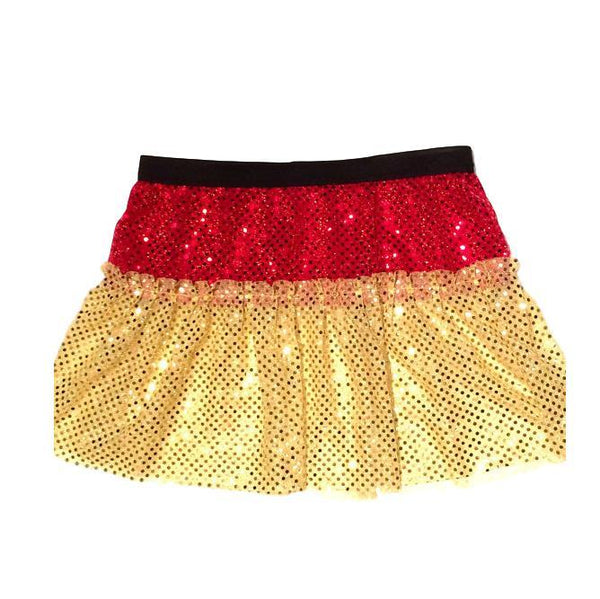 Pooh Bear Inspired Running Skirt - Rock City Skirts