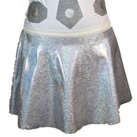 Galactic Princess Inspired Athletic Skirt - Rock City Skirts