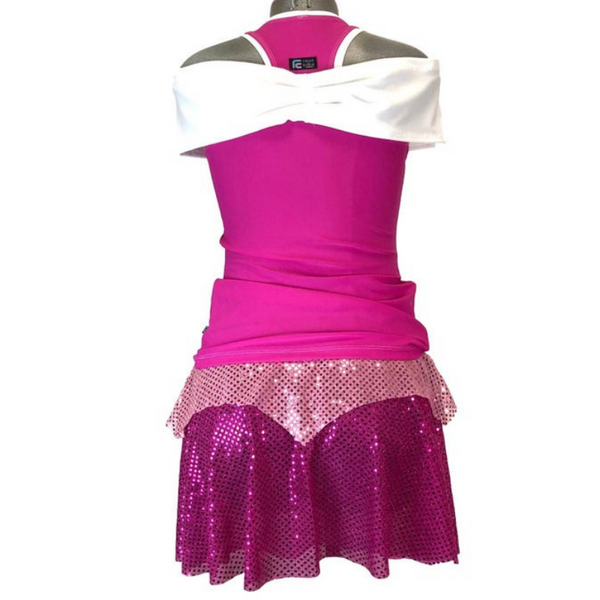 """Princess Aurora"" from Sleeping Beauty Inspired Costume - Rock City Skirts"
