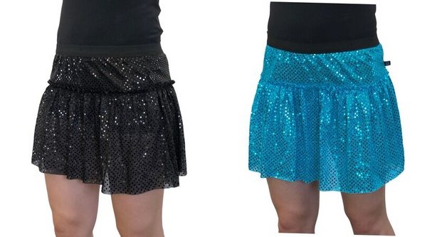 Sparkle Running Skirts - Children's - Rock City Skirts