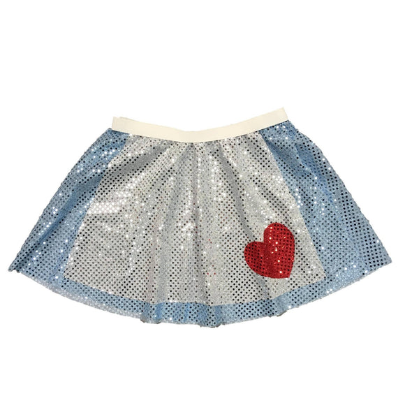 """Alice in Wonderland"" Inspired Running Costume- final markdown - Rock City Skirts"
