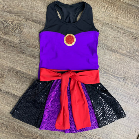 Evil Queen from Snow White Villain Costume - Rock City Skirts