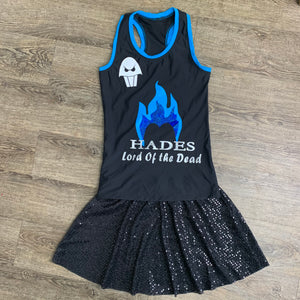 Hades from Hercules Villain Costume - Rock City Skirts