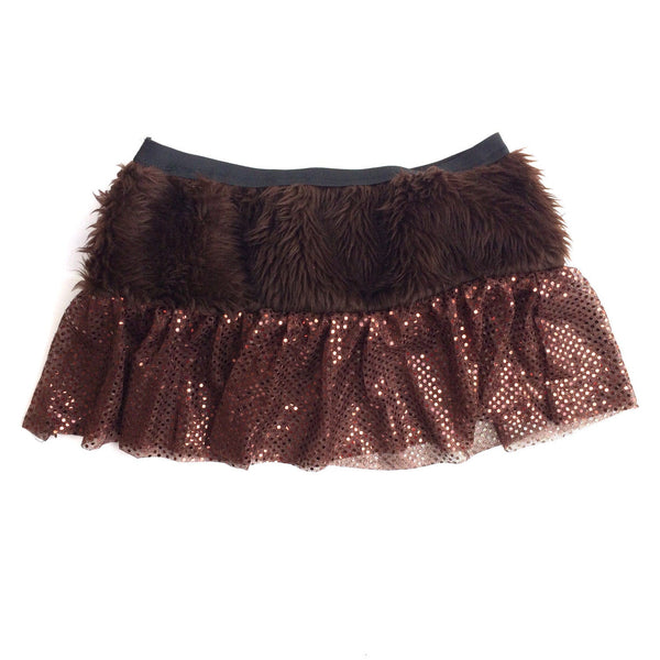Brown Furry Friend Inspired Skirt - Rock City Skirts