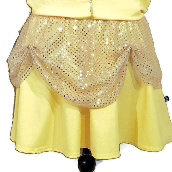 """Princess Belle"" Ball Gown Skirt - Rock City Skirts"