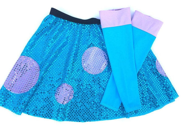 Matching Arm Sleeves For Any Skirt/Shirt - Rock City Skirts