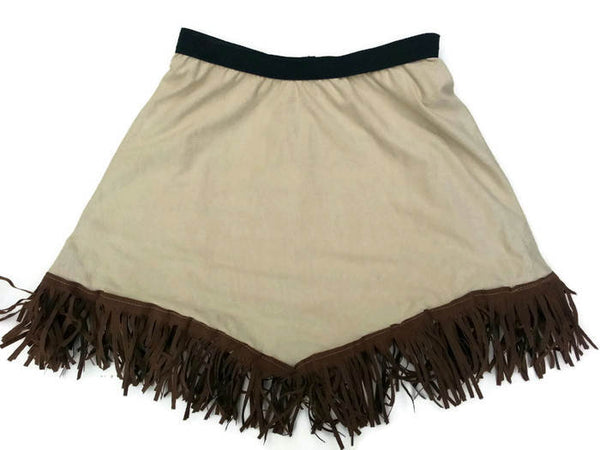 """Pocahontas"" Running Skirt - Rock City Skirts"