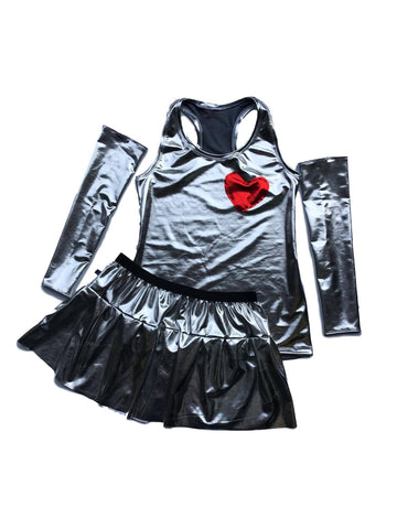 """Tin Man"" Wizard Of Oz - Last racerback - Rock City Skirts"