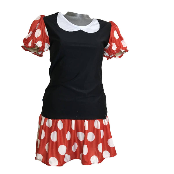 Minnie Mouse Running Costume - Final Markdown - Rock City Skirts