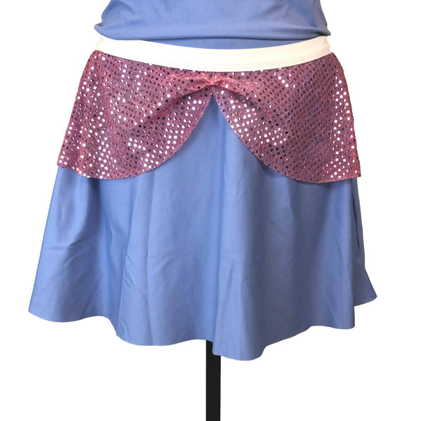 """Cinderella"" Fairy Godmother Costume w/ Optional Cape - Rock City Skirts"