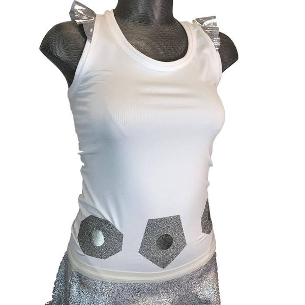Galactic Princess Leia Costume - Rock City Skirts