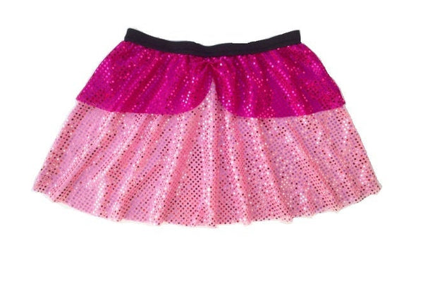 """Drizella"" Evil Stepsister Running Skirt - Rock City Skirts"