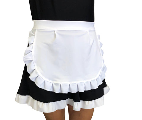 Detachable Apron - Rock City Skirts