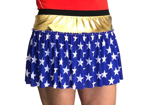 Wonderful Woman Inspired Skirt - Rock City Skirts
