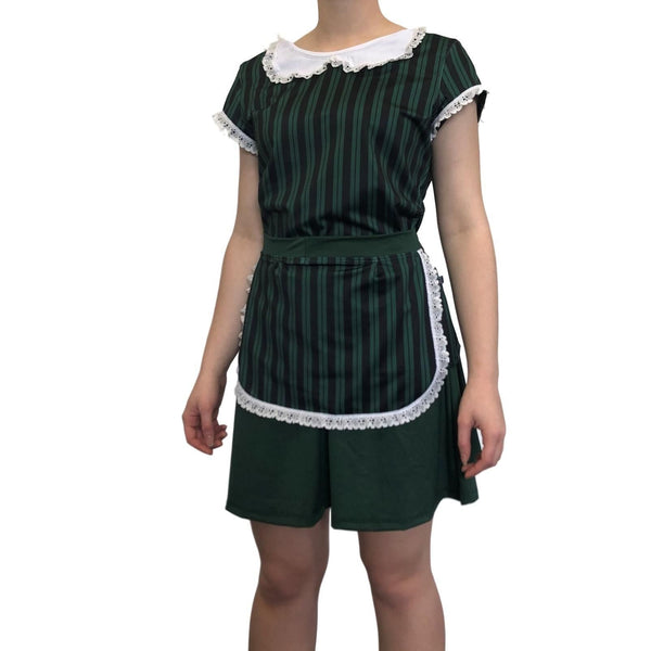 Haunted Mansion Uniform Inspired Running Costume- final markdown limited quantities - Rock City Skirts