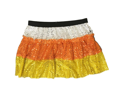 Candy Corn Skirt - Rock City Skirts