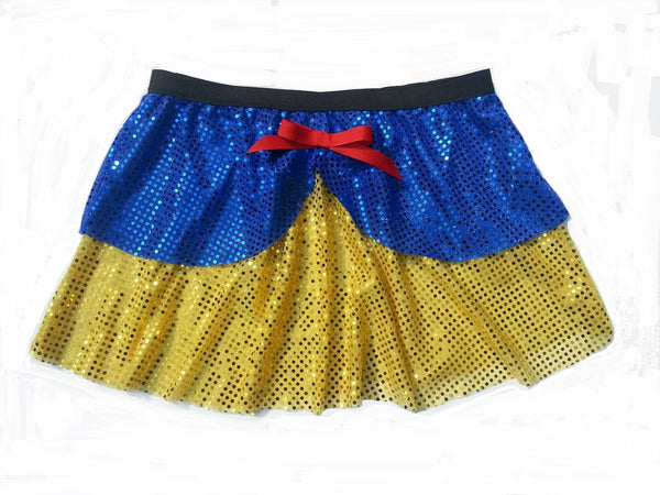 "Children's ""Snow White"" Inspired Skirt - Rock City Skirts"