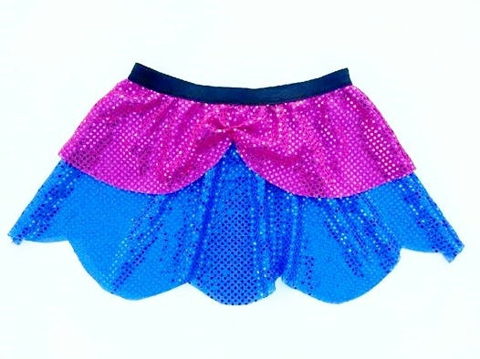 "Children's ""Princess Anna"" Inspired Skirt - Rock City Skirts"