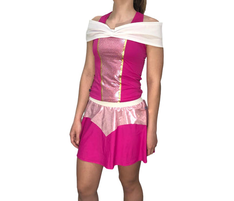 "Bling ""Princess Aurora"" from Sleeping Beauty Costume - Rock City Skirts"