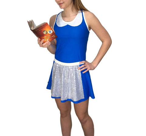 """Provincial Belle"" from Beauty and Beast Costume- Final Markdown - Rock City Skirts"