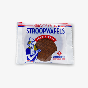 Traditional Stroopwafels