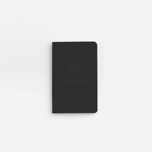 Embossed Pocket Notebook