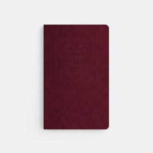 Velvet Office Notebook