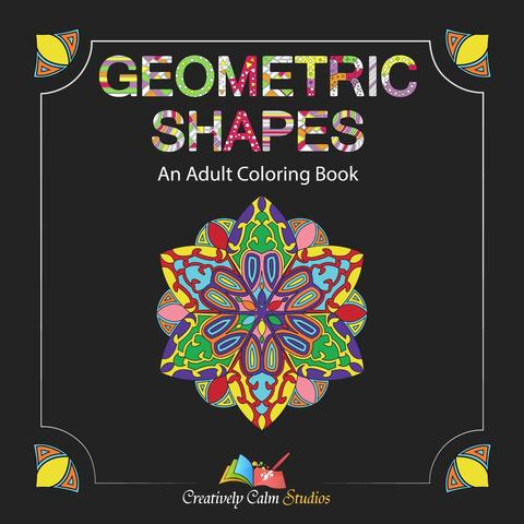 Premium Adult Coloring Book