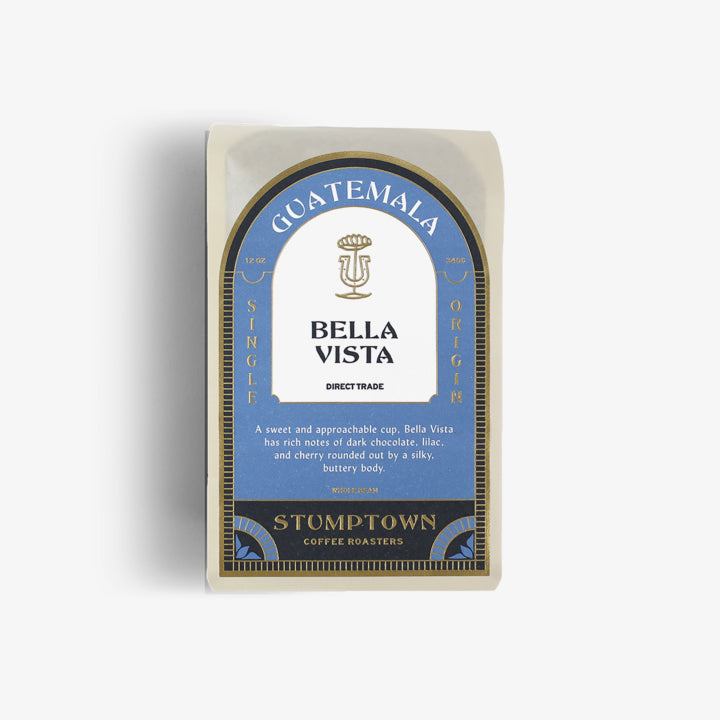 Single Origin Coffee - Guatemala Bella Vista