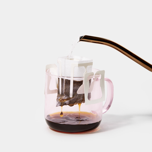 Vietnamese Pour Over Black Coffee