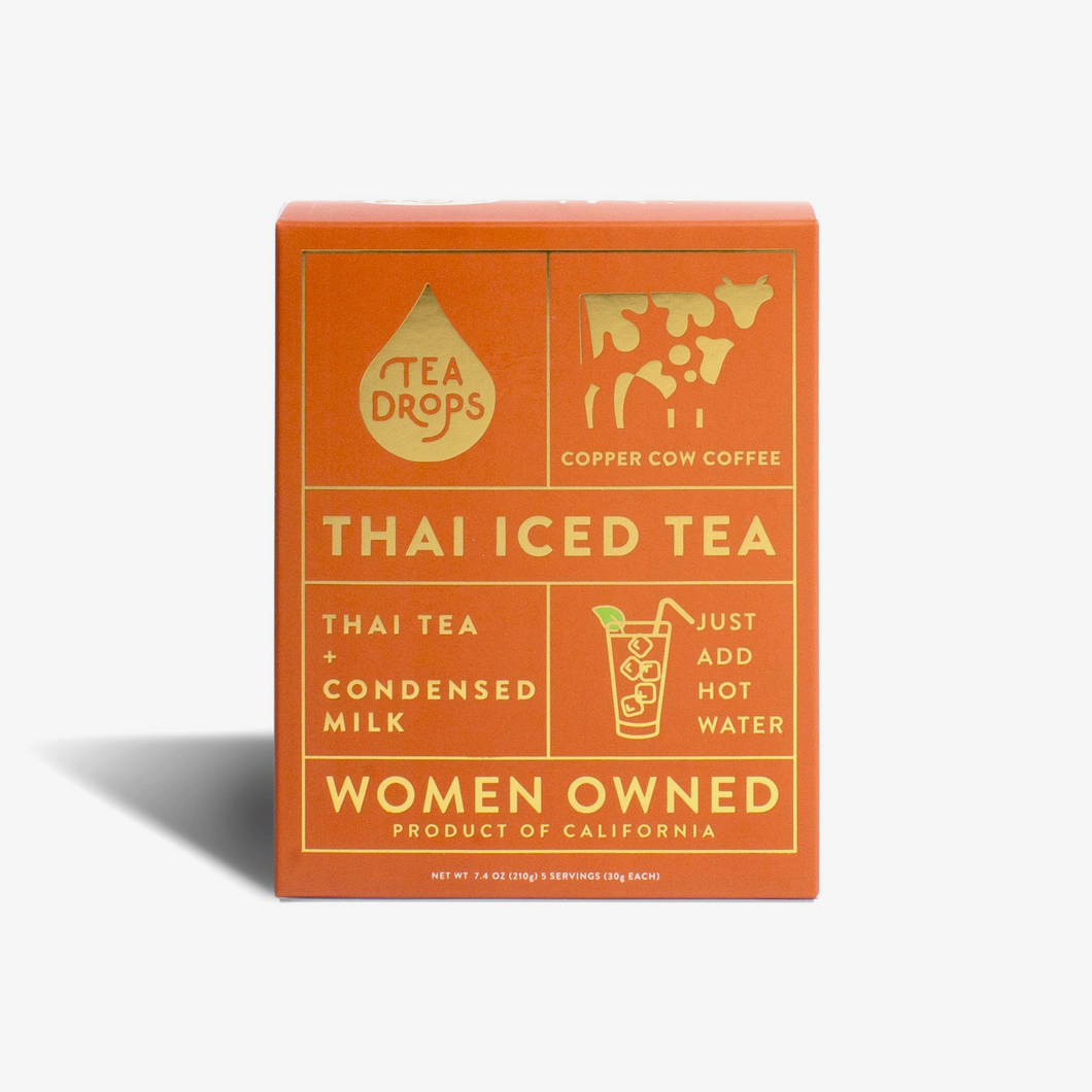 Copper Cow Thai Iced Tea on giftsuite.com