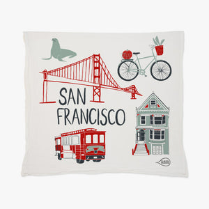 San Francisco Kitchen Towel