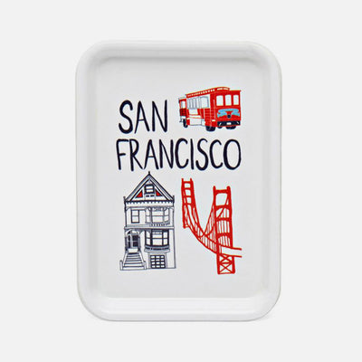 San Francisco Catchall Tray