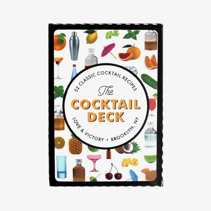 The Cocktail Deck - Recipe Cards