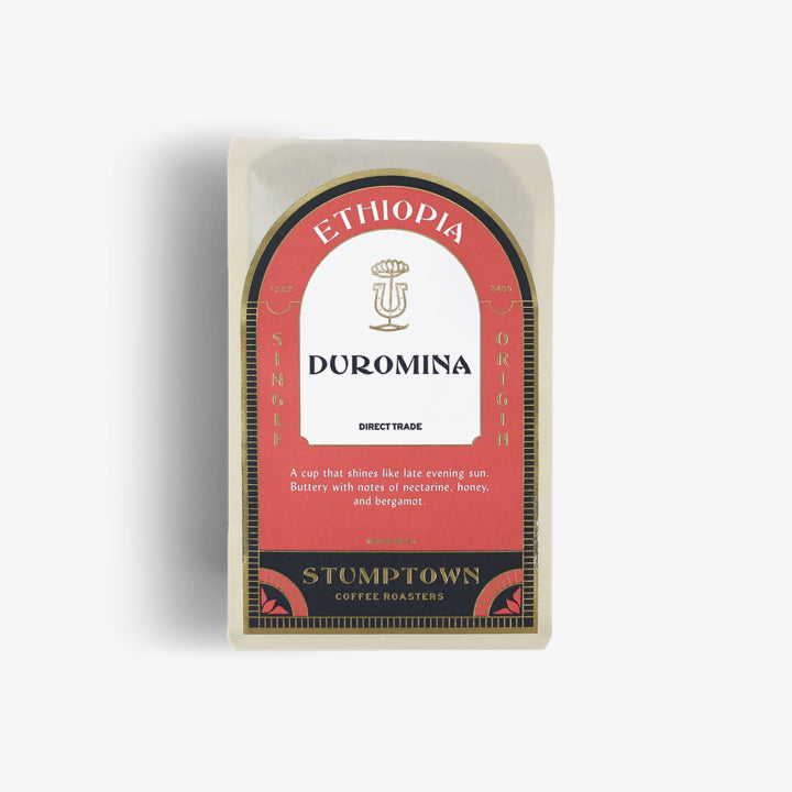 Single Origin Coffee - Ethiopia Duromina