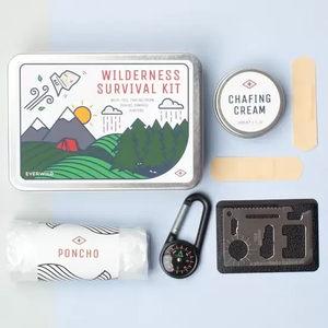 Wilderness Survival Kit on Giftsuite.com