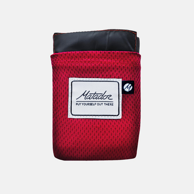 Matador Pocket Blanket - Original Red