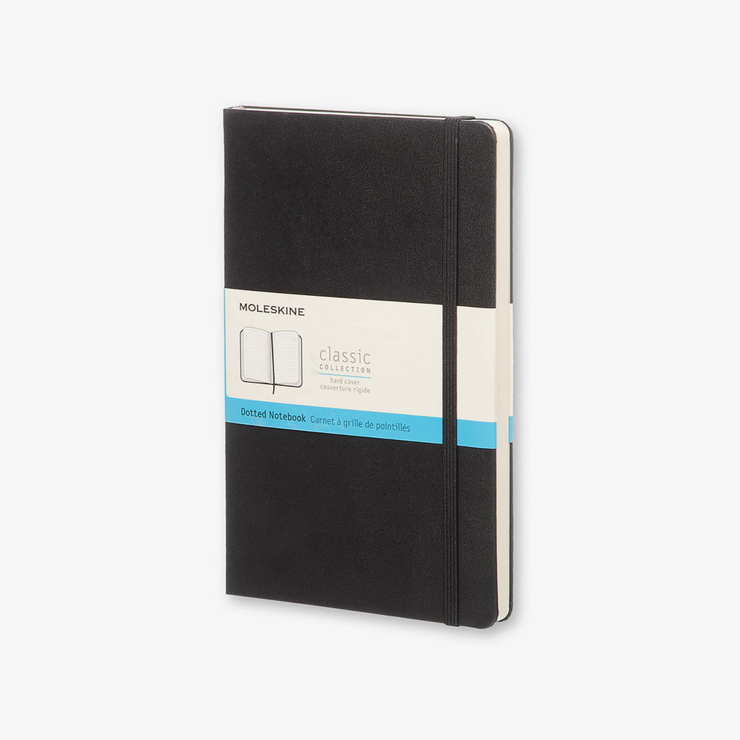 Classic Hardcover Notebook - Ruled