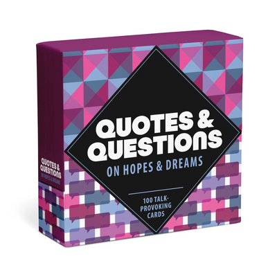 Quotes & Questions Deck on GiftSuite.com