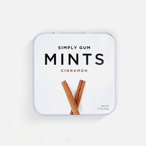 Natural Cinnamon Mints