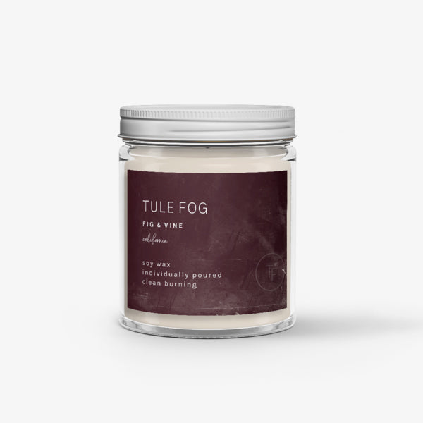 Fig + Vine Soy Candle