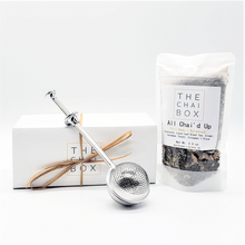 All Chai'd Up Tea Gift Set