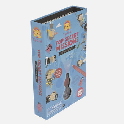 Kids - Top Secret Missions Kit
