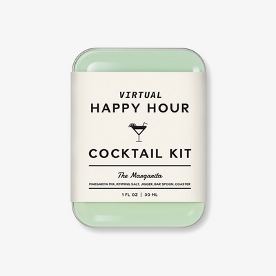 Virtual Happy Hour - The Margarita Kit