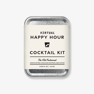 Virtual Happy Hour - The Old Fashioned Kit