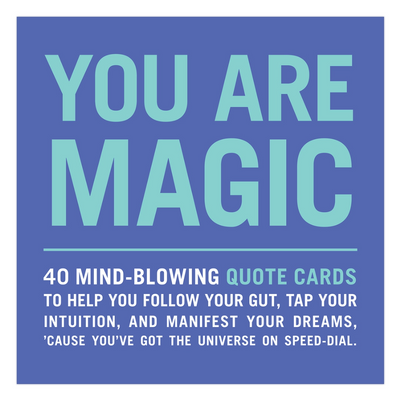 You Are Magic - Inner Truth Card Deck